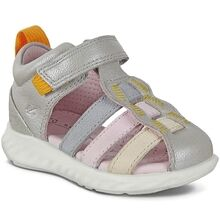 Ecco Lite Infant Mulicolor Concrete Sandal