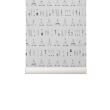 Ferm Living Wallpaper Native