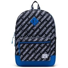 Herschel Heritage Youth XL Ryggsäck Roll Call Black / White / Lapis Blue