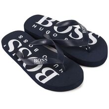 Hugo Boss Flip Flops Navy