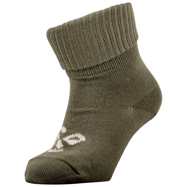 Hummel Sora Socks Olive Night