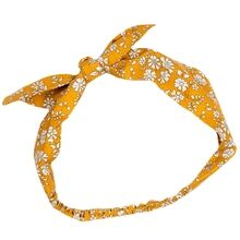 Huttelihut Liberty Hairband Capel Mustard