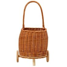 Huttelihut Shopper Wood