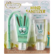 Jack n' Jill Hand Sanitizer Rabbit