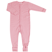 Joha Ull Ribb Old Rose Pyjamas 2 i 1