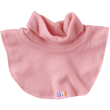 Joha Ull Ribb Old Rose Polo Neck
