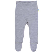 Joha Ull Ribb Grey Melange Leggings