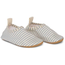 Konges Sløjd Light Blue Stripe Aster Swim Shoes