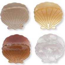 Konges Sløjd Hair Clips Clam Big 4-pack Multi