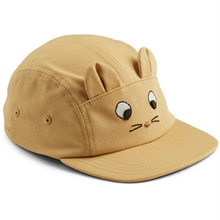 Liewood Rory Cap Mouse Wheat Yellow