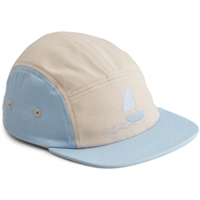 Liewood Rory Cap Seaside Sky Blue Mix