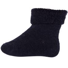 MP 722 Wool Socks Terry Navy 66
