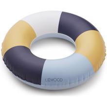 Liewood Baloo Swim Ring Blue Mix