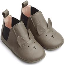 Liewood Edith Leather Tossor Rabbit Grey