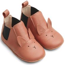 Liewood Edith Leather Tossor Rabbit Tuscany Rose
