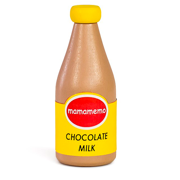 MaMaMemo Bottled Chocolate Milk
