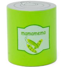 MaMaMemo Can Peas