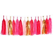 My Little Day Tassel Pink Girlang