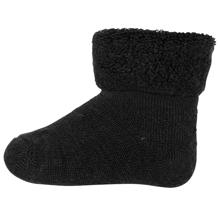MP 722 Wool Socks Terry 08 Black