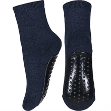 MP 7953 Cotton Slippers 498 Dark Denim Mel