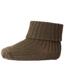 MP 589 Wool Socks Rib 857 Army