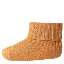 MP 589 Wool Socks Rib 4062 Bronze