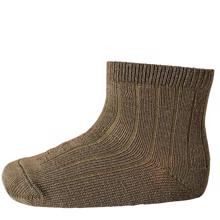 MP 718 Wool Socks Rib 857 Army