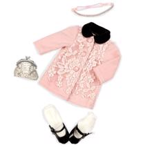 Our Generation Deluxe Dollwear - Winter Coat