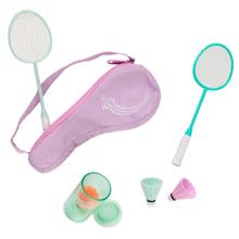Our Generation Doll Accessories Sport - Badminton