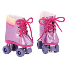 Our Generation Doll Shoes - Rollerskates