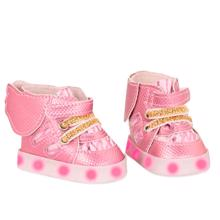 Our Generation Doll Shoes w. Light Rose