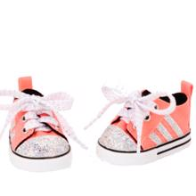 Our Generation Doll Shoes - Sneakers w. Glitter