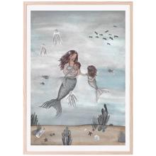 That's Mine Plakat Mermaid Fairytale