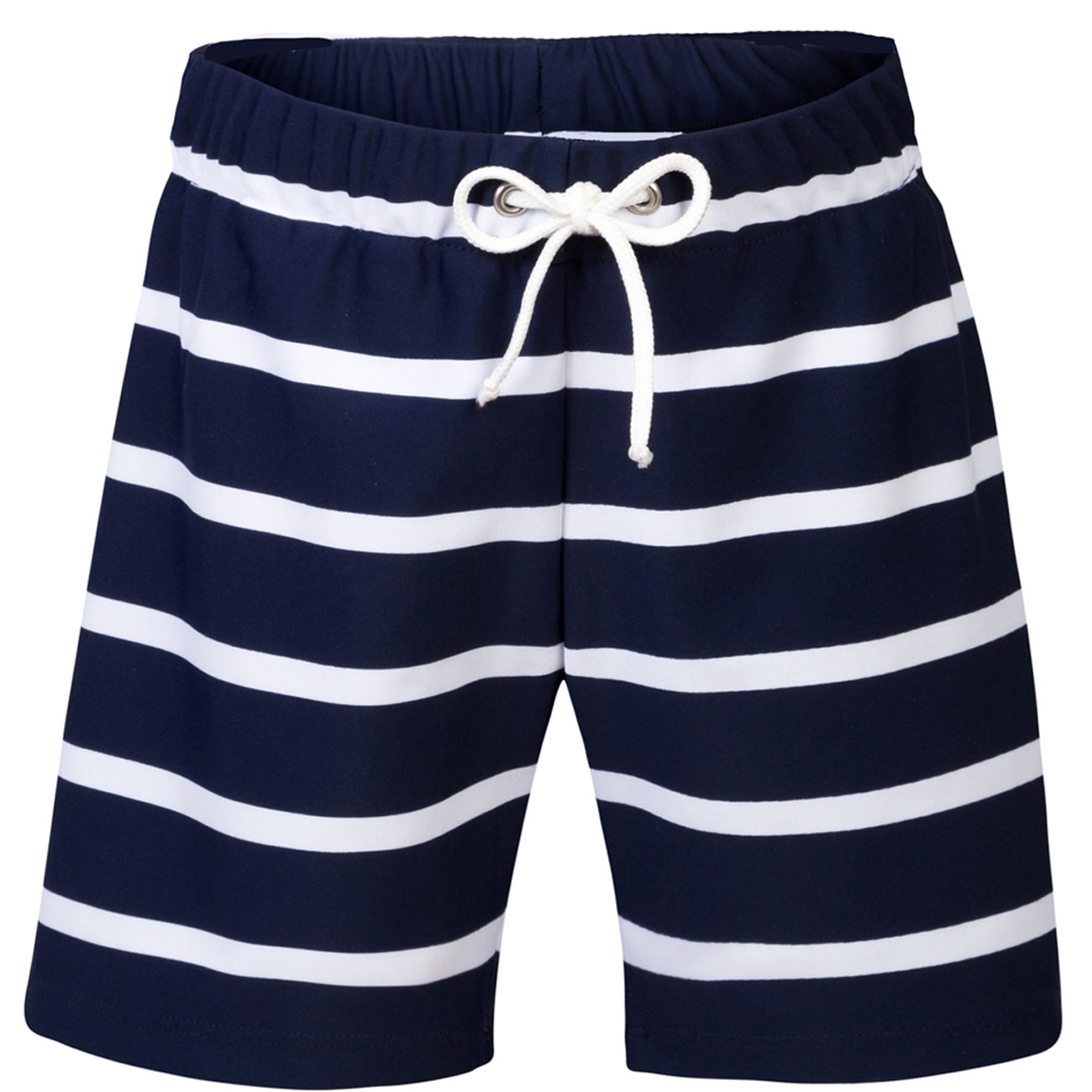 Petit Crabe Blue/White Alex Shorts