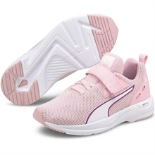 Puma Comet 2 V Sneakers Pink Lady/White/Byzantium