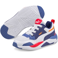 Puma X-Ray 2 Square White/Orange/Red Sneakers