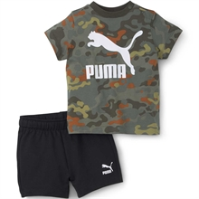 Puma Minicats Classics Set Forest Night