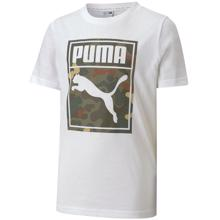 Puma Classics Graphics White / Forest Night T-shirt
