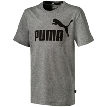 Puma Essentials Tee B Medium Gray Heather
