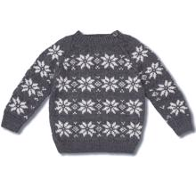 Shirley Bredal Star Sweater Dark Grey