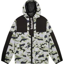Timberland Unique Hooded Windbreaker
