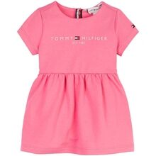 Tommy Hilfiger Baby Essential Kjole Exotic Pink
