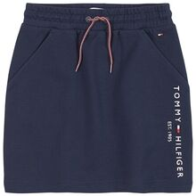 Tommy Hilfiger Essential Knit Kjol Twilight Navy