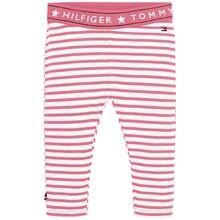 Tommy Hilfiger Baby Tommy Leggings Exotic Pink