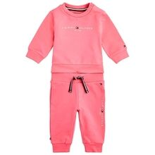 Tommy Hilfiger Baby Essential Sweatsæt Exotic Pink