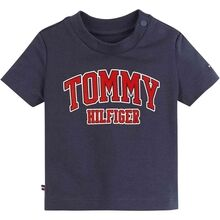 Tommy Hilfiger Baby T-shirt Twilight Navy