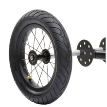 Trybike Extra Wheel From 2 to 3 Wheels